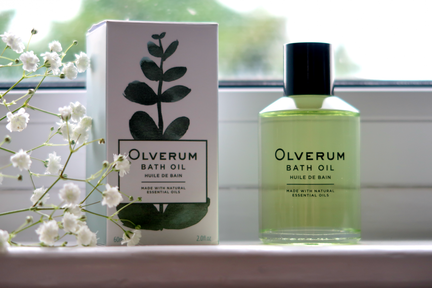 Getting Some Me Time with Olverum Bath Oil REVIEW