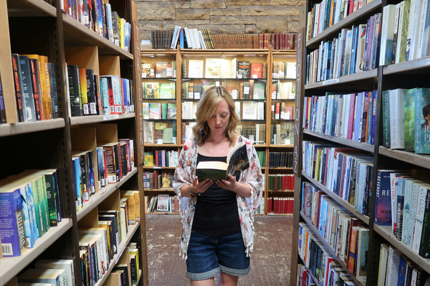 lost in the stacks barter books