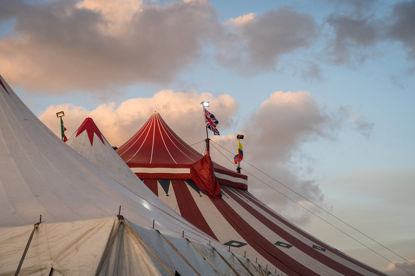 big top gandeys circus liverpool
