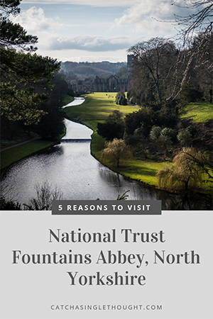5 reasons to visit fountains abbey north yorkshire