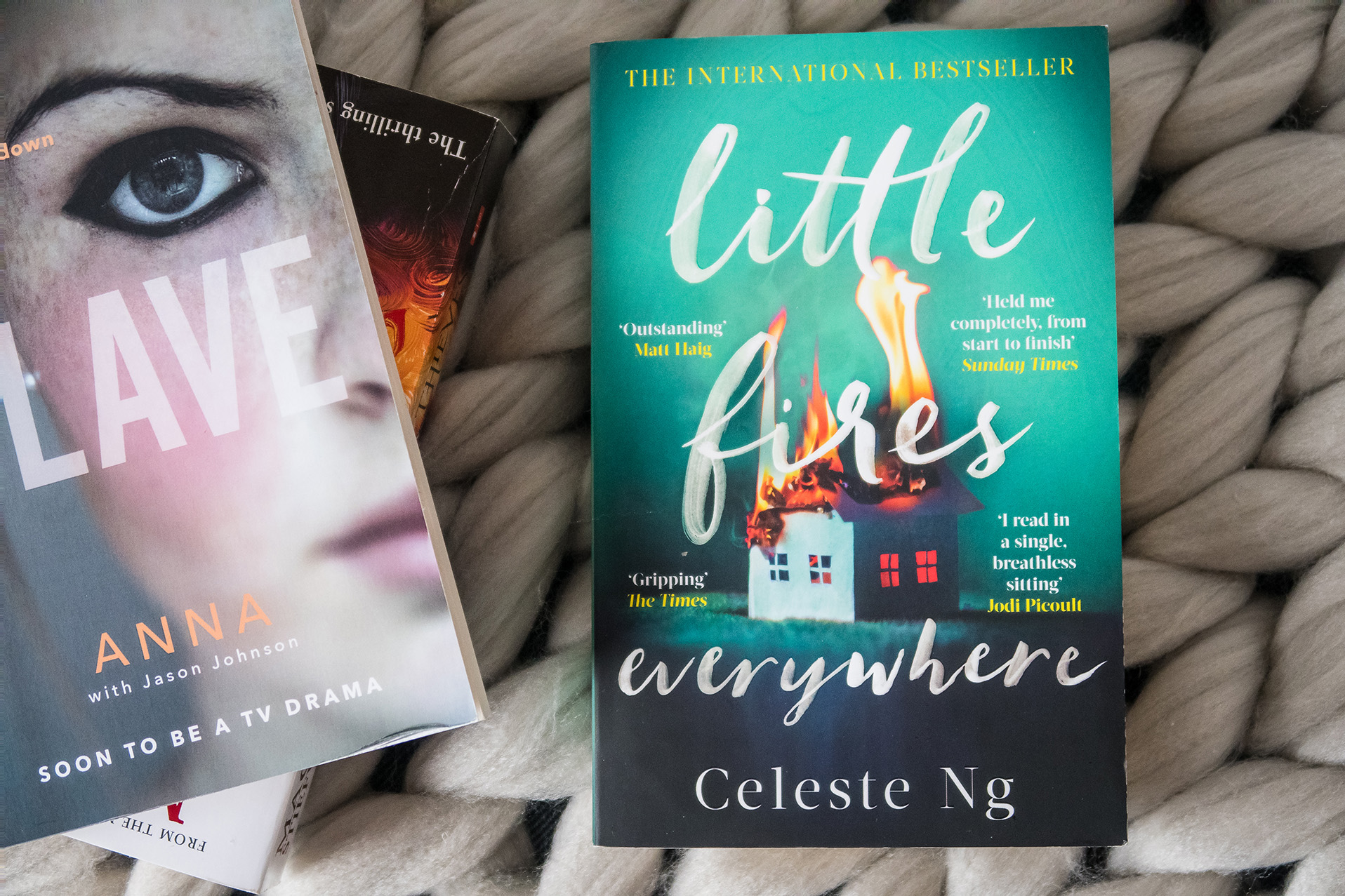 Little Fires Everywhere Celeste Ng