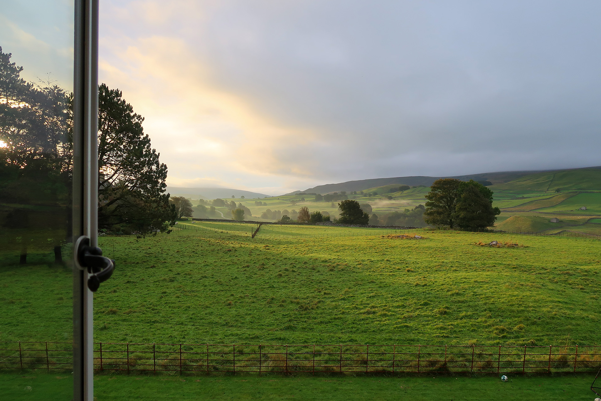 reading retreat yorkshire dales