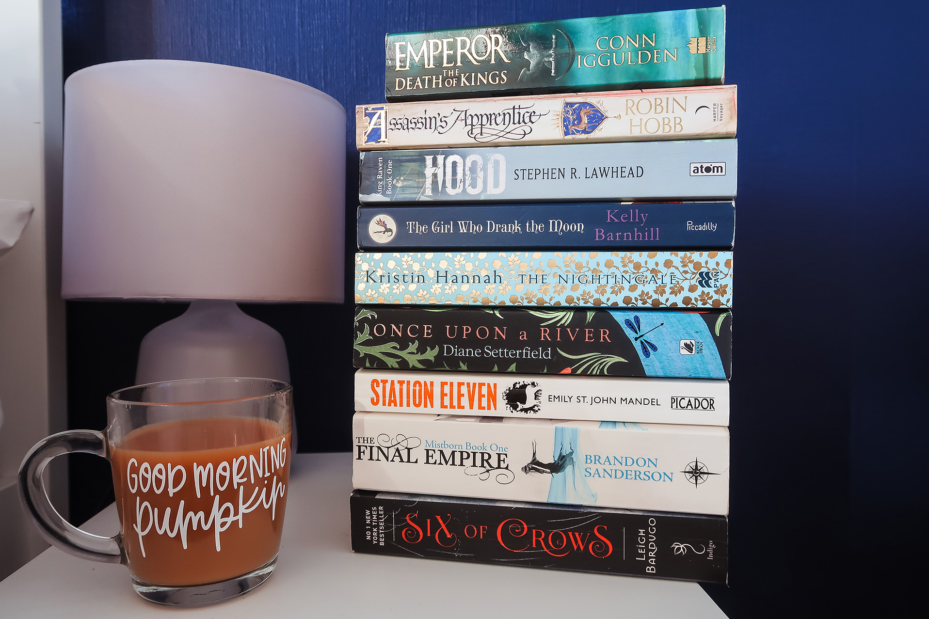 Book stack best books of the decade
