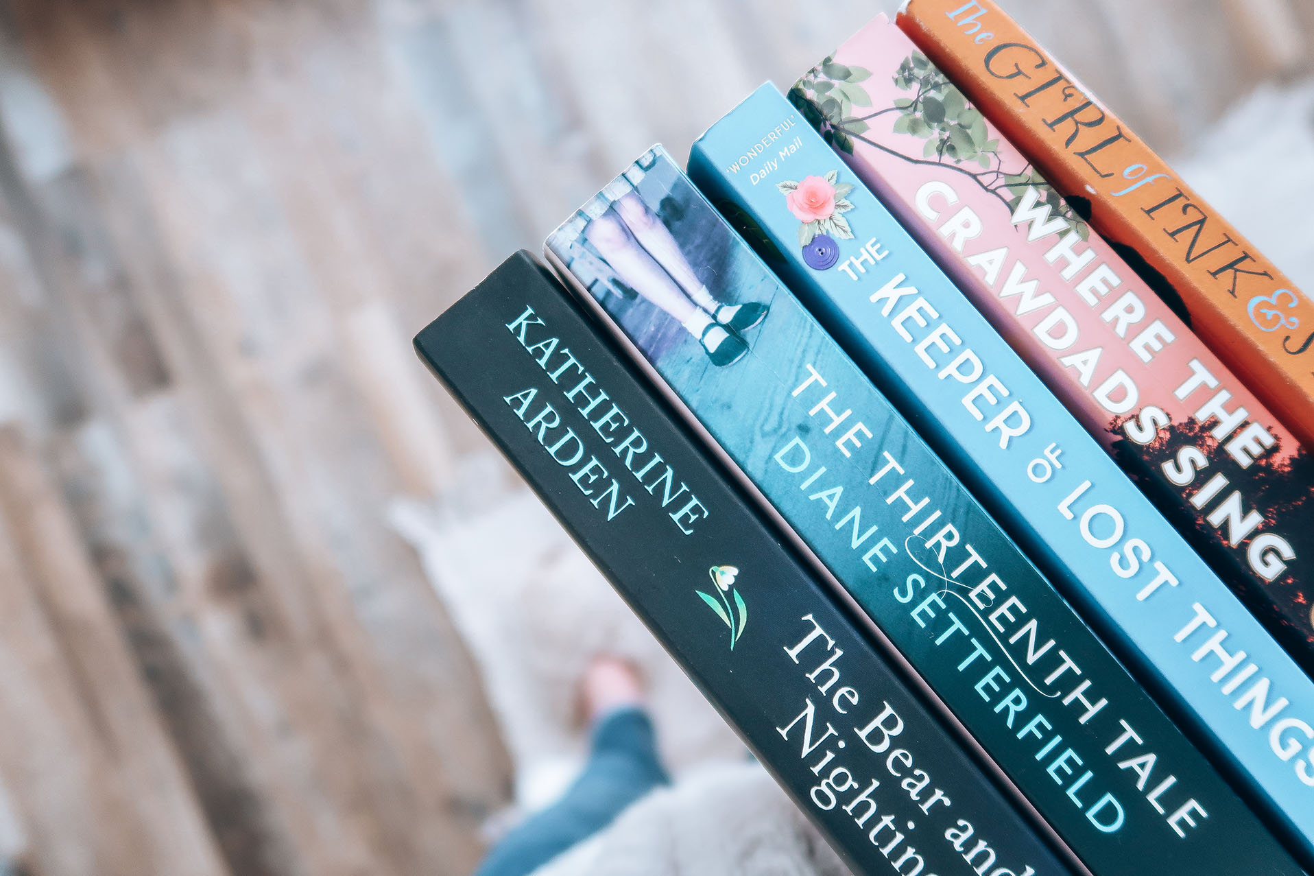 5 cosy books to read in winter
