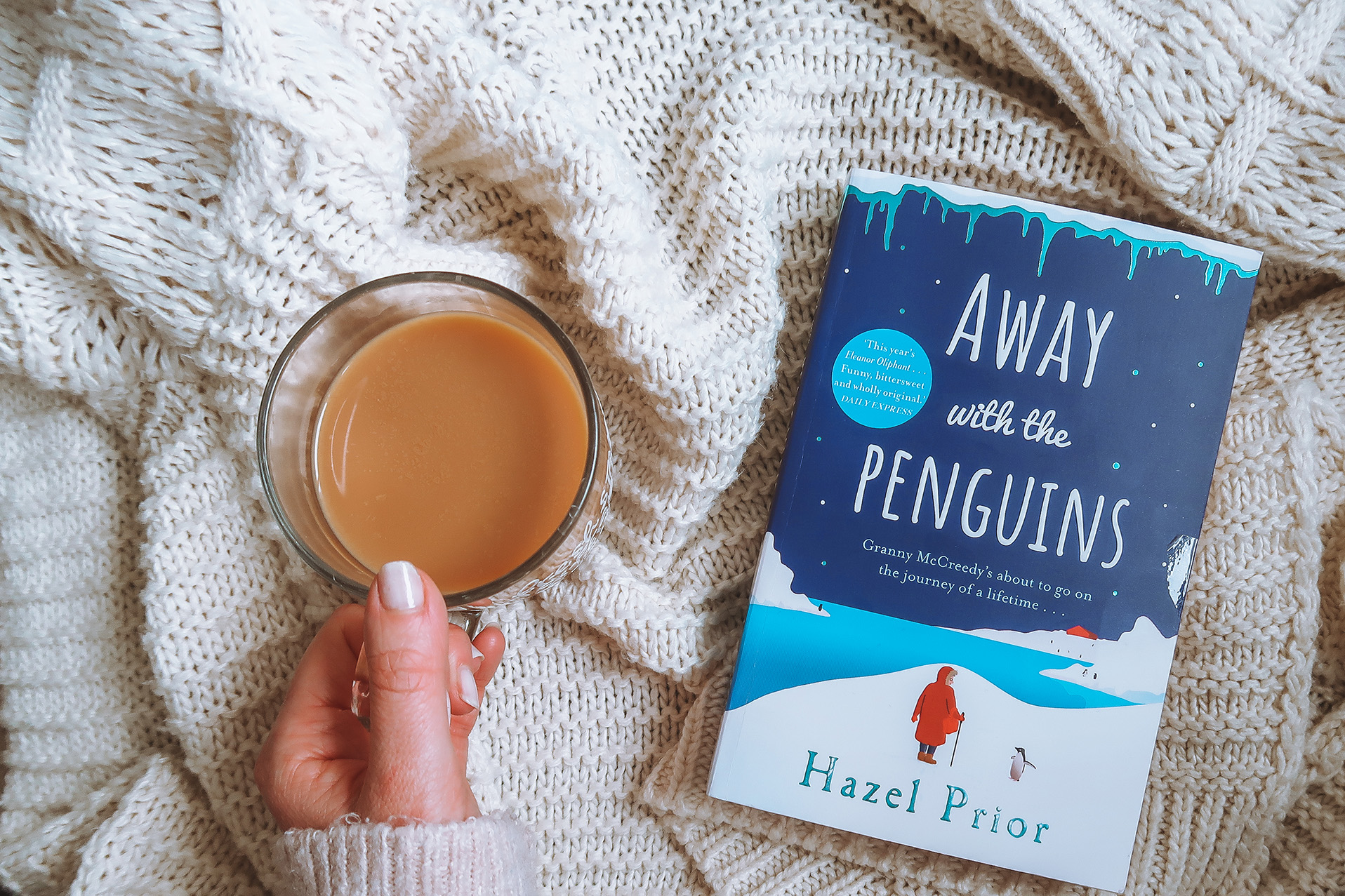 away with the penguins book review
